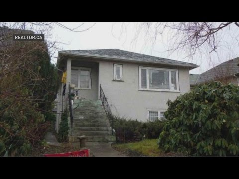 Big dip in Vancouver home sales