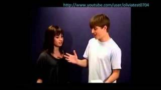 Demi Lovato & Sterling Knight-Funny audition