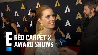 """Amy Adams Is Very Excited About the """"Enchanted"""" Sequel 
