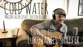 Major Lazer - COLD WATER - Cover By Luke James Shaffer