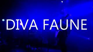 "DIVA FAUNE ""The Age of Man"" live@La Batterie Guyancourt 2018"