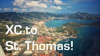 Short hop to St. Thomas (TIST)!