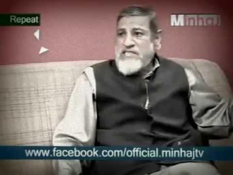 Hazor Ghaus Pak is supporting to Sheikh-ul-Islam Dr Tahir ul Qadri.