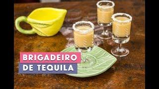 Receita - Dose de Brigadeiro de Tequila