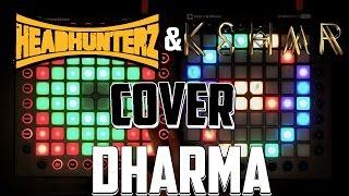 Headhunterz & KSHMR - Dharma (Kaskobi Remake) | Launchpad Pro Cover