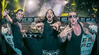 Dimitri Vegas & Like Mike & Steve Aoki- We are legends