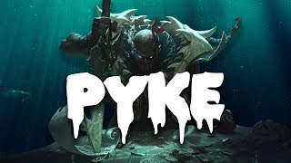 Instalok - Pyke (Imagine Dragons - Whatever It Takes PARODY)