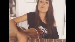 Isadora Pompeo - Cover ( Tudo Que Você Quiser - Luan Santana )