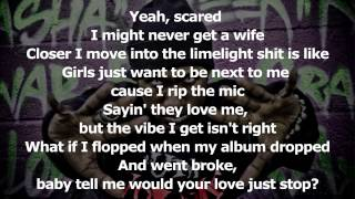 Hopsin - Caught In The Rain (lyrics)