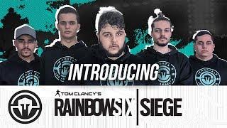 Noah's Notes: Introducing Immortals Rainbow Six Siege Team