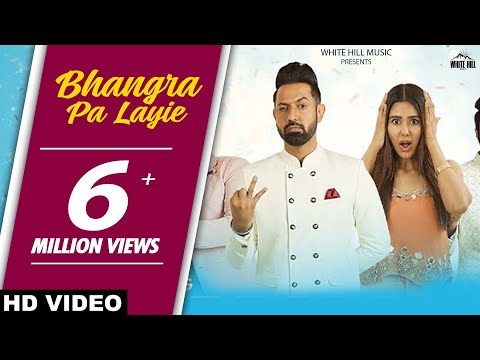 BHANGRA PA LAIYE LYRICS - Carry on Jatta 2 | Gippy Grewal, Mannat Noor