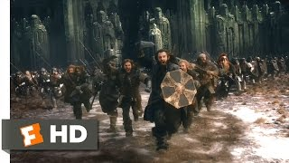 The Hobbit: The Battle of the Five Armies - To Battle! Scene (5/10) | Movieclips