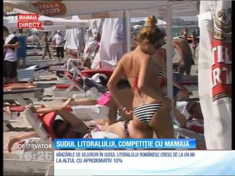 Staţiunile din sudul litoralului, concurenţă serioasă pentru Mamaia