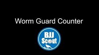 BJJ Scout: Worm Guard Counter #1