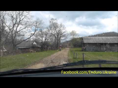Enduro Ukraine Autofahren mal anders