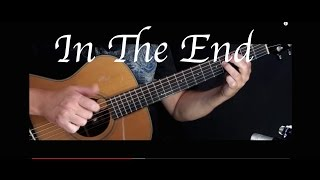Linkin Park - In The End - Fingerstyle Guitar