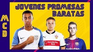 FIFA 18 Jovenes Promesas Baratas | MCD | XTheFIFA