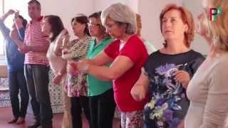 NINHUS: Projecto de video-dança com seniores no âmbito da Feira do Património