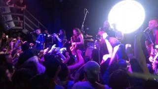Otra Noche Más - Mojiganga (live 20 años estúpidas guerras Pogotá)
