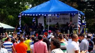Festival Hondureño 2015 Santa fe