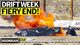 Our Drift Week 2020 Session Did NOT End Well...