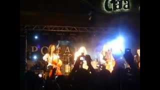 Apocalyptica - Not Strong Enough (Live) @Santa Clara, Sao Paulo