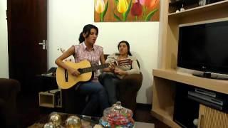 O CRENTE E A PALMEIRA -  De Josias Barbosa (Vídeo com Priscila e Camila)
