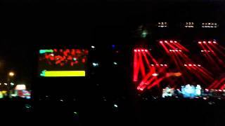 Sixpence None the Richer - Kiss Me (Live at Java Rockin'land 2013)