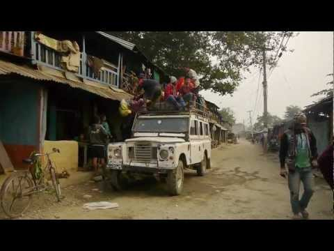 The Landrover Cult of Chatara Road