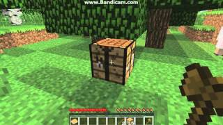 minecraft survival ep 1 puno modova