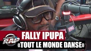 """Fally Ipupa """"Tout le monde danse"""" #PlanèteRap"""
