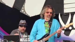 PJ Wassermann's Eternal Bliss psyTrance - Rupak (live video from VIRUS festival)