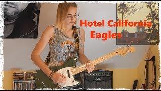 Hotel California (Eagles) Guitar Solo Cover