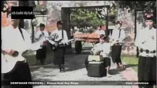 Emoni Feat Ary Maya - Denpasar Festival
