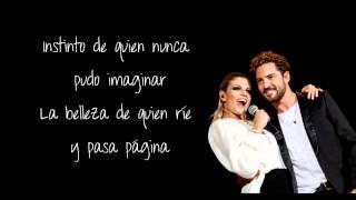 Amame - Emma Marrone feat. David Bisbal (con letra)