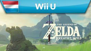 The Legend of Zelda: Breath of the Wild - E3 2016-trailer (Wii U)