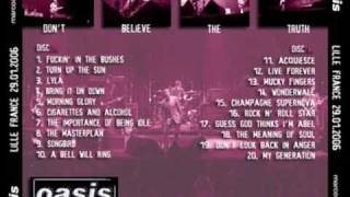 oasis live download Lille,zenith arena 2006 MP3
