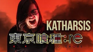 """Tokyo Ghoul:Re Part 2 Opening / OP 2 - """"Katharsis"""" (Cover)"""