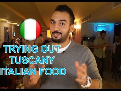 مطعم ايطالي توسكاني | Italian Restaurant Tuscany