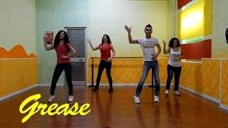 GREASE - Learn to Dance - Original Choreography 2015 - Ballo di Gruppo