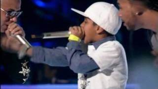 LA PARED - WISIN & YANDEL FT. DON OMAR & MIGUELITO {CONCIERTO DE LOS EXTRATERRESTRES} [DIRECT TV ON STAGE HQ]