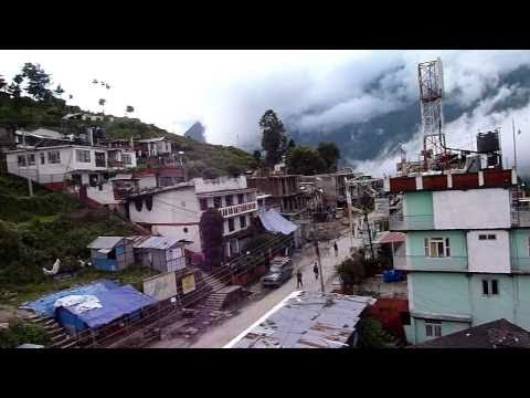 ZAM IN NEPAL: Hotel In Dhunche