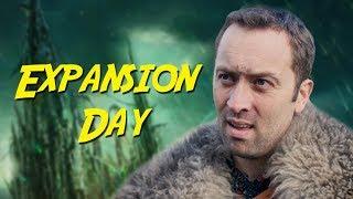Expansion Day - Epic NPC Man (Battle For Azeroth WoW expansion) | Viva La Dirt League (VLDL)
