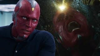 Vision Thinks He Can Control the Mind Stone... | Titanic Flute Fail