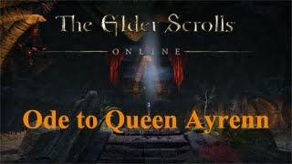 The Elder Scrolls Online: Ode to Queen Ayrenn (Lyrics)