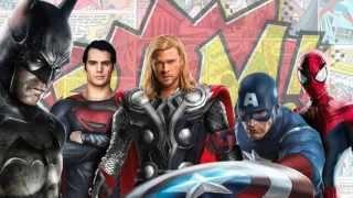 Superheroes who believe in JESUS