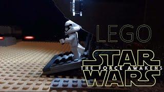 LEGO Star Wars the Force Awakens: Attack on the Jakku Village
