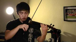 Stereo Hearts/ River Flows In You MASHUP (Electric VIolin Cover)