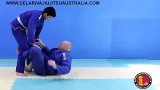 Quick Tek - Tomonage Sweep from DLR / Over arm wrap