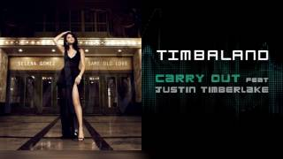 Carry Out Love | Selena Gomez, Justin Timberlake & Timbaland Mashup!